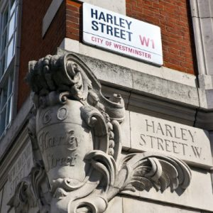 harley st mole removal
